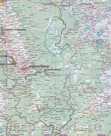 подробная карта красноярского края скачать бесплатно - фото 4