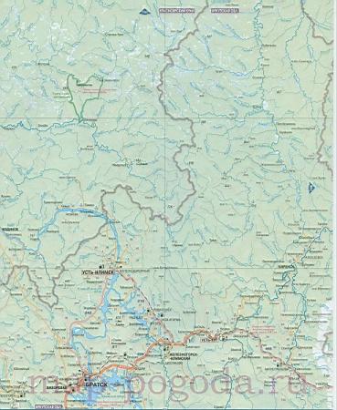 север красноярского края фото