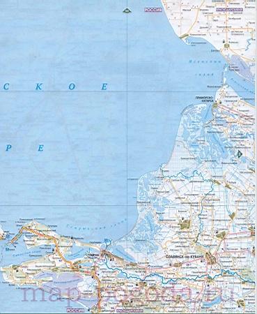 Азов Карта С Улицами